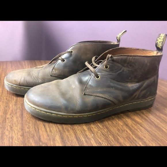 12 UK 47 Schuhe Schwarz Punk Herren Stiefel chealsea MARTENS